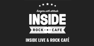 Inside Rock cafe