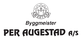Byggmeister Per Augestad AS